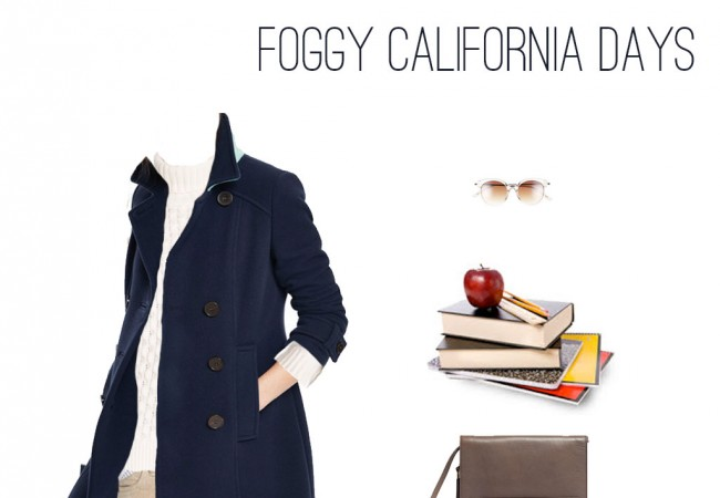 What to Wear: California Cold Mornings