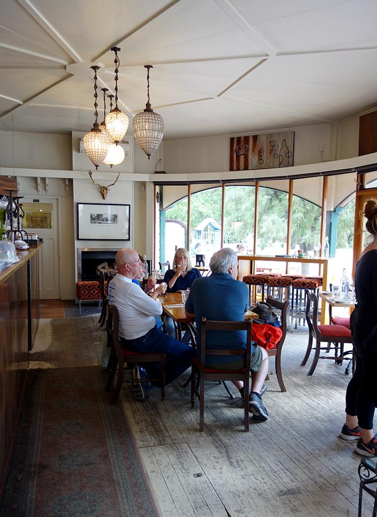 Bathhouse cafe Queenstown NZ