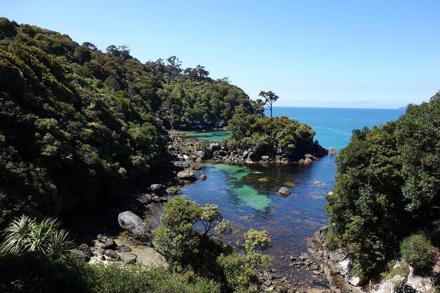 Hiking Oban, NZ