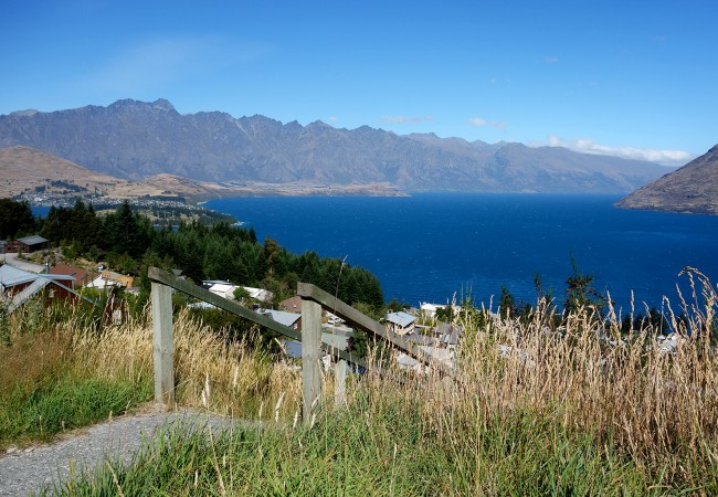 Welcome to Queenstown, NZ!