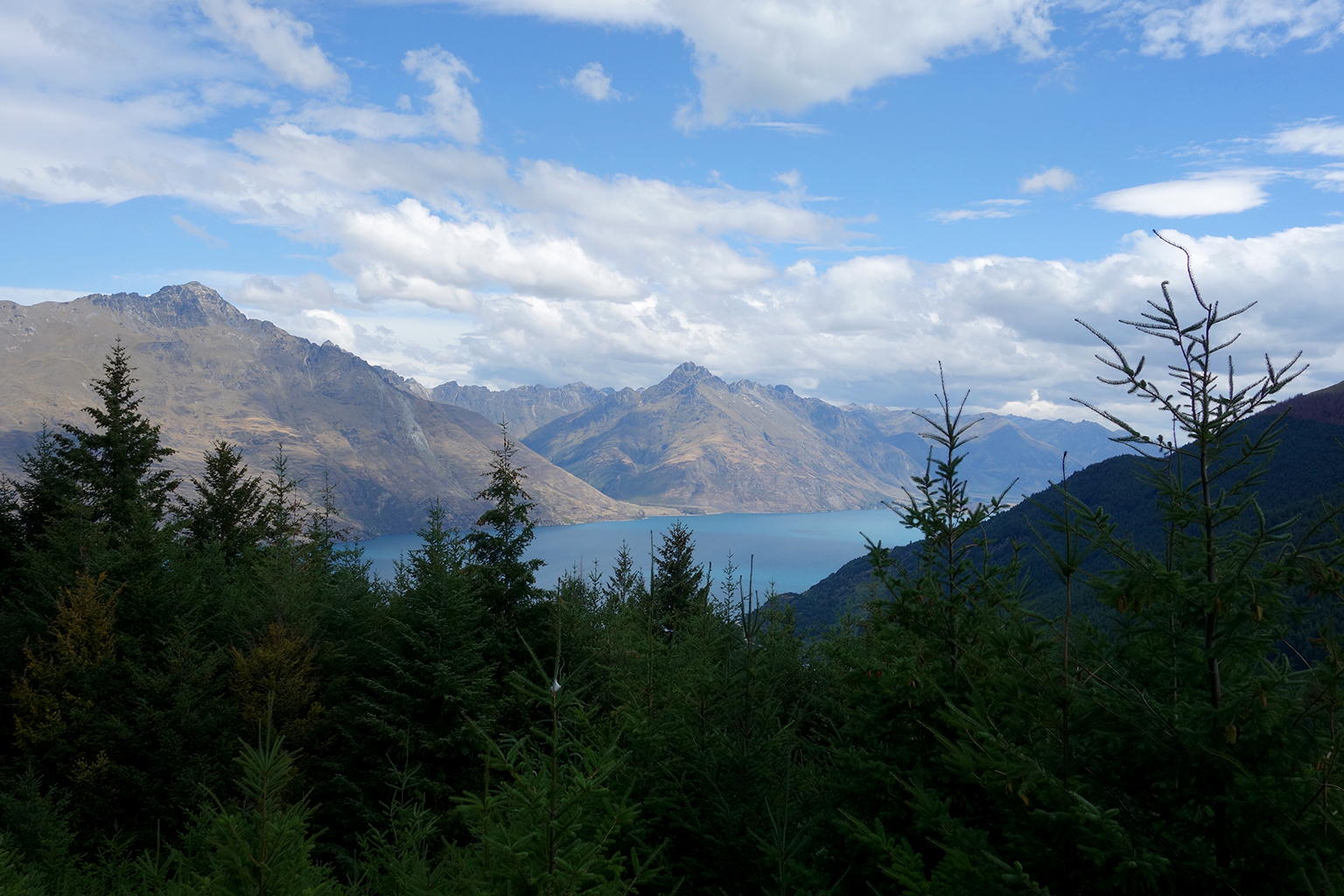 Skyline loop hike Queenstown