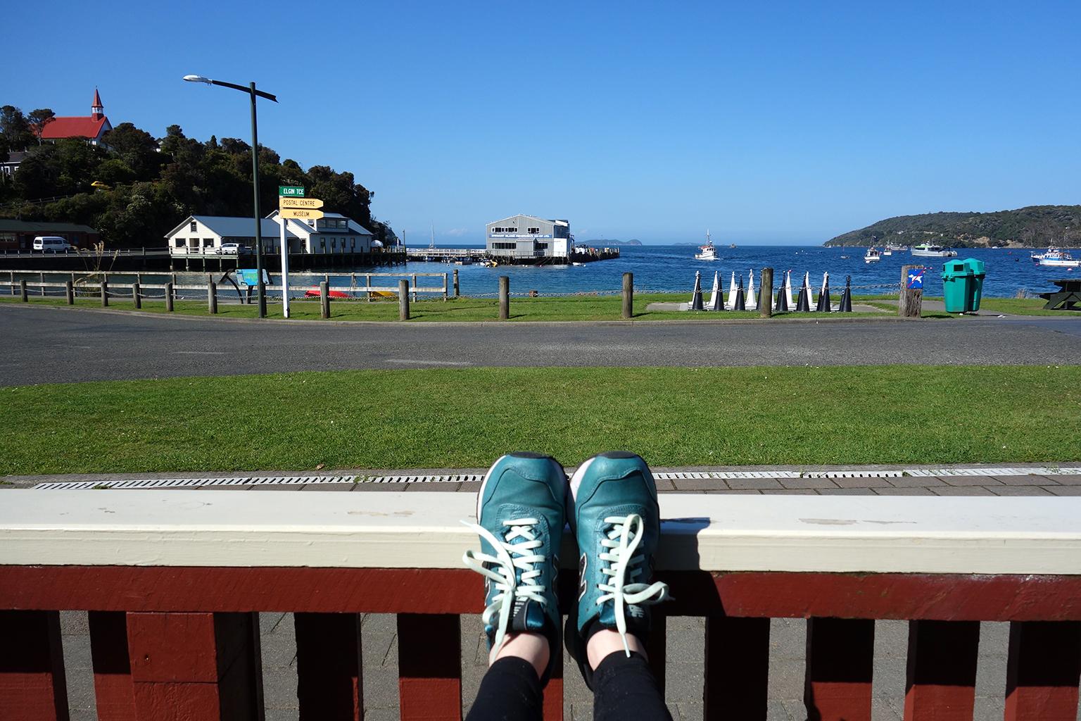 Hotel in Oban, NZ