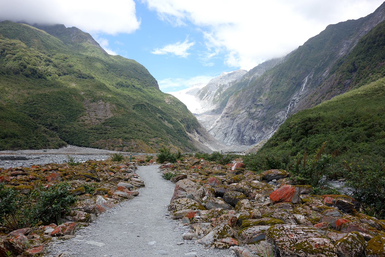 New Zealand Glacier Hike, Franz Joseph