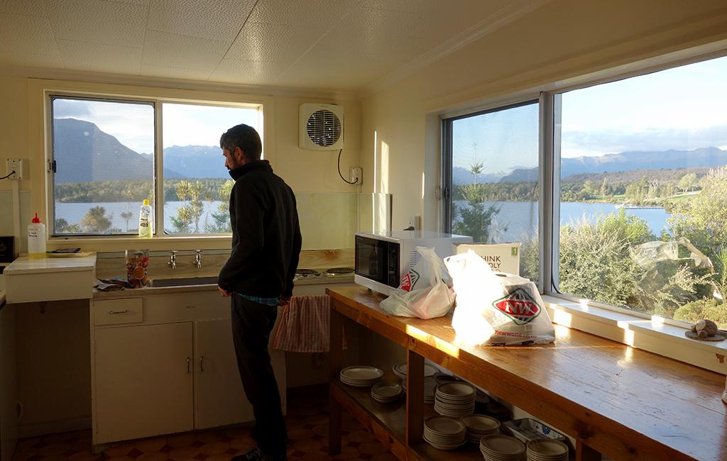 Te Anau Lodging, New Zealand