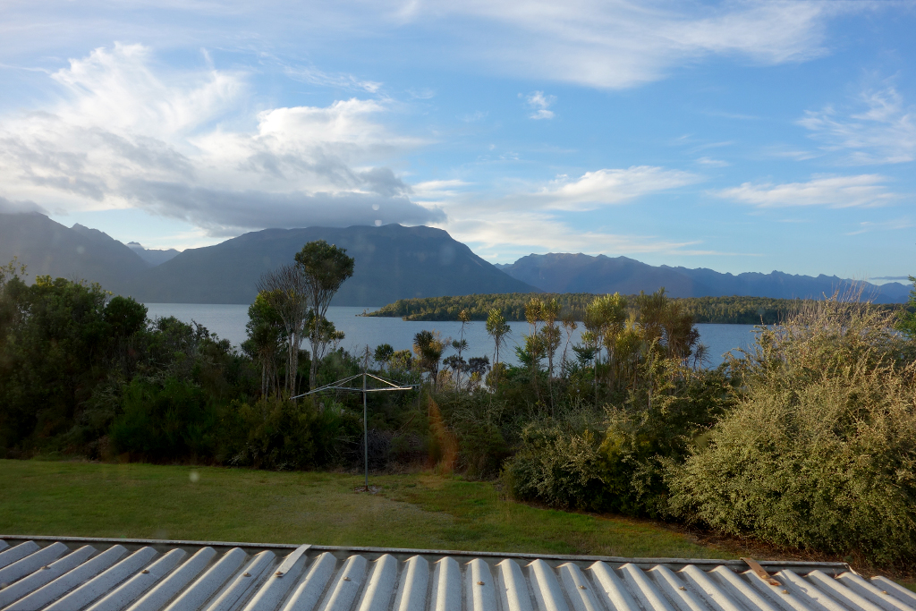 Te Anau Lodge in New Zealand