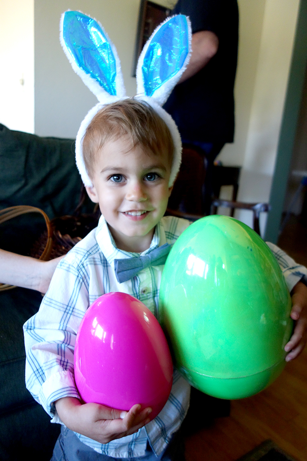 Easter boys boytie