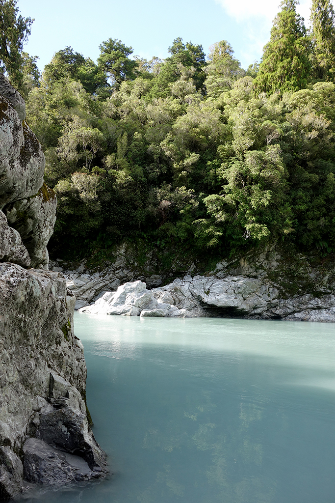 Hokitika Gorge Hike, NZ
