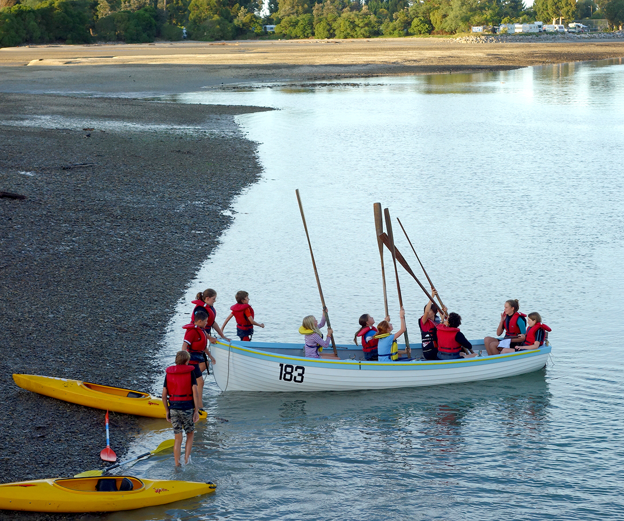 Mapua Sea Scouts, New Zealand