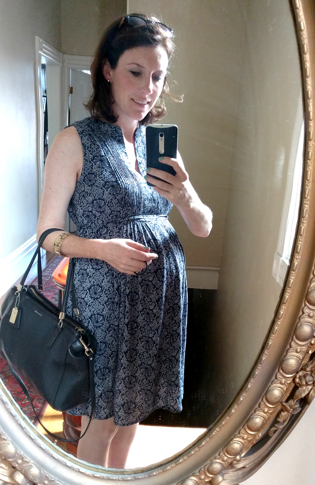 Third trimester dresses