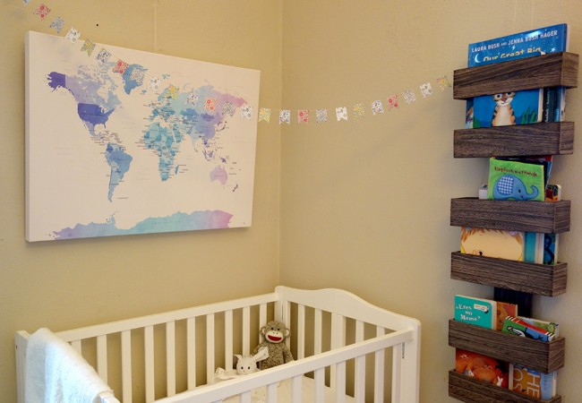 Our Simple San Francisco Baby Nursery