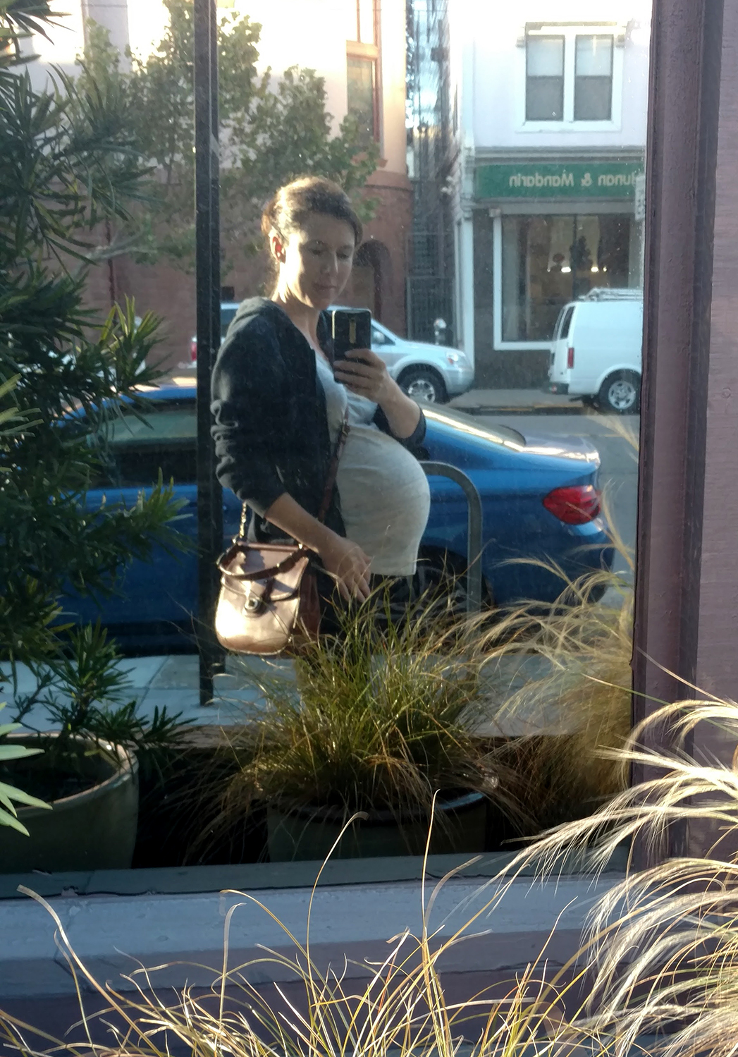 40 weeks waiting for baby