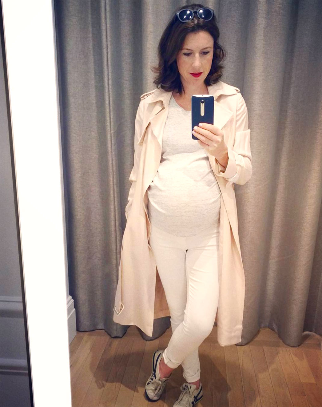 Thoughts on Being 39 Weeks Pregnant – EmilyStyle